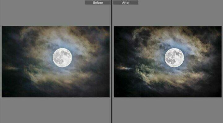 Moon Lightroom Presets | Free Download Lightroom Preset