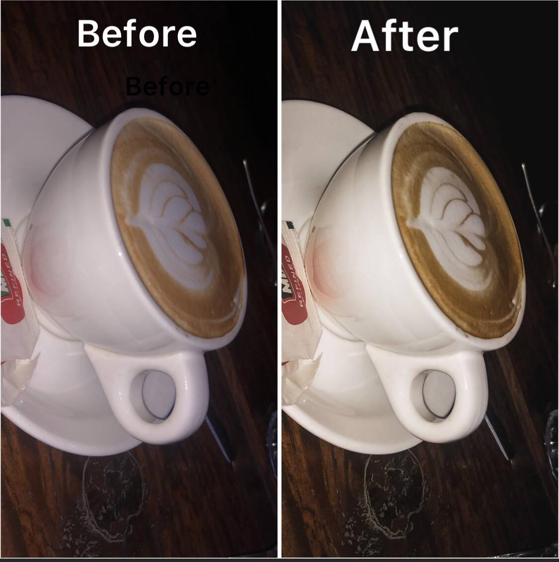 Image of Coffee Blogger Free Lightroom Preset