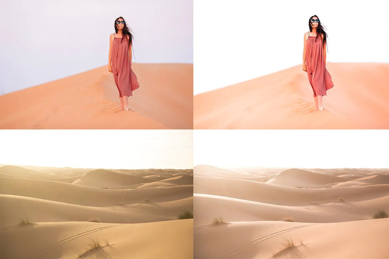 Lightroom Presets – Sahara